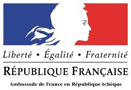 Ambassade de France en République tchèque logo