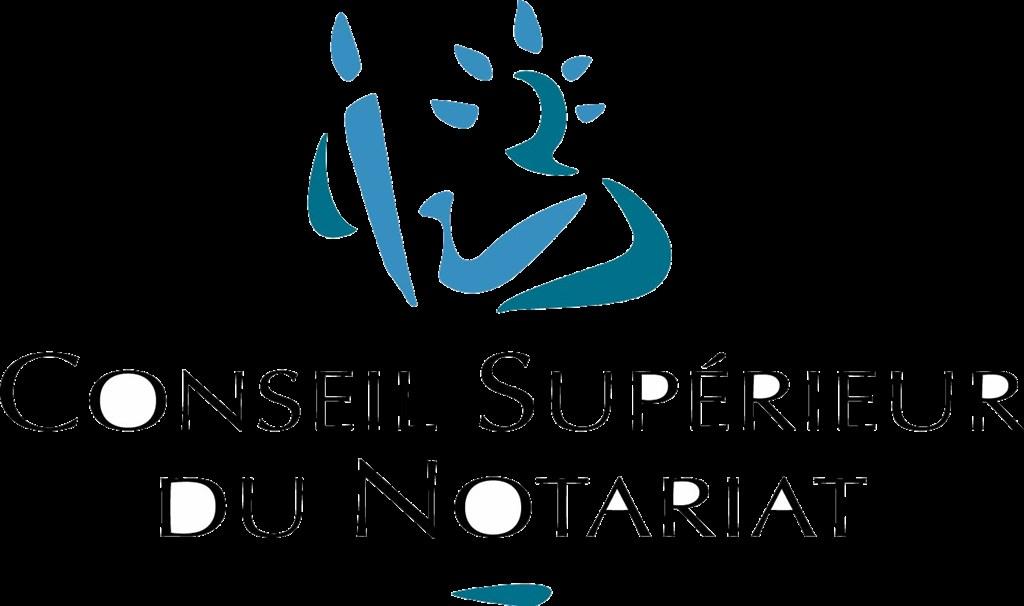 Conseil supérieur du Notariat logo