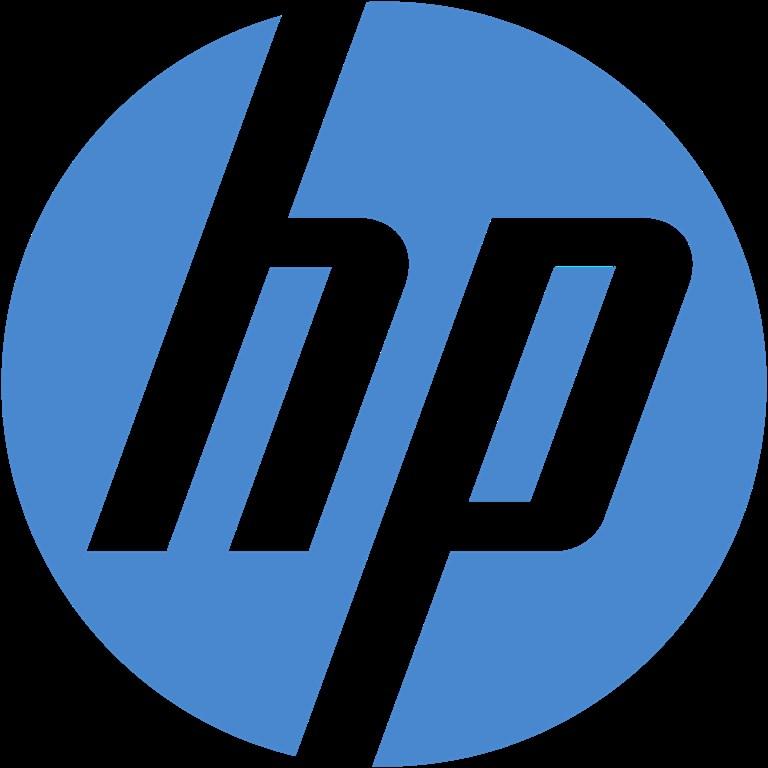 Hewlett-Packcard logo