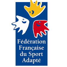 Fédération Française du Sport Adapté logo