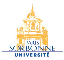 Université Paris IV Panthéon-Sarbonne logo